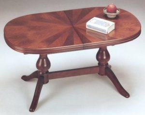 Antiker Tisch aus Nussbaum Image