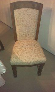Stühle Eiche rustikal aufgearbeitet Image